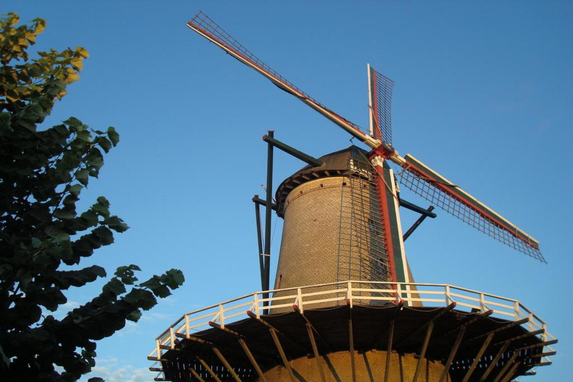 Windmühle ``De Brak``