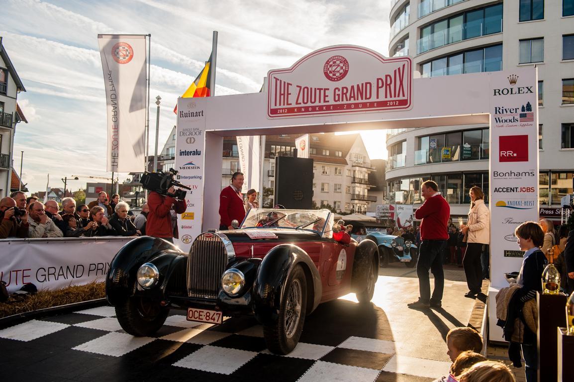 Knokke-Heist - Zoute Oldtimer Grand Prix