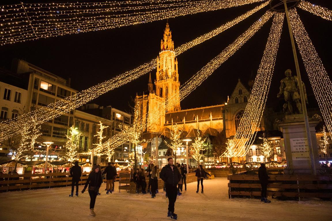 Weihnachstmarkt Antwerpen