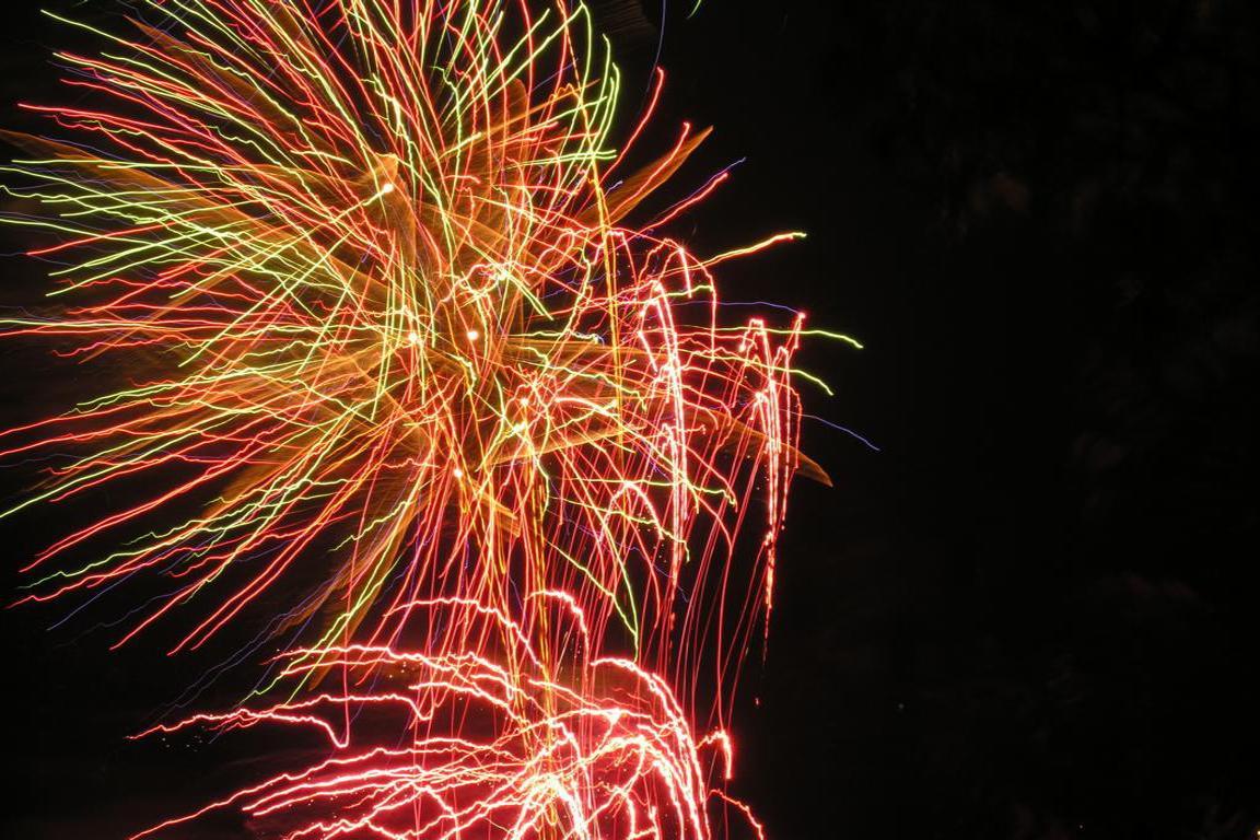 Int. Feuerwerk-Festival Knokke-Heist