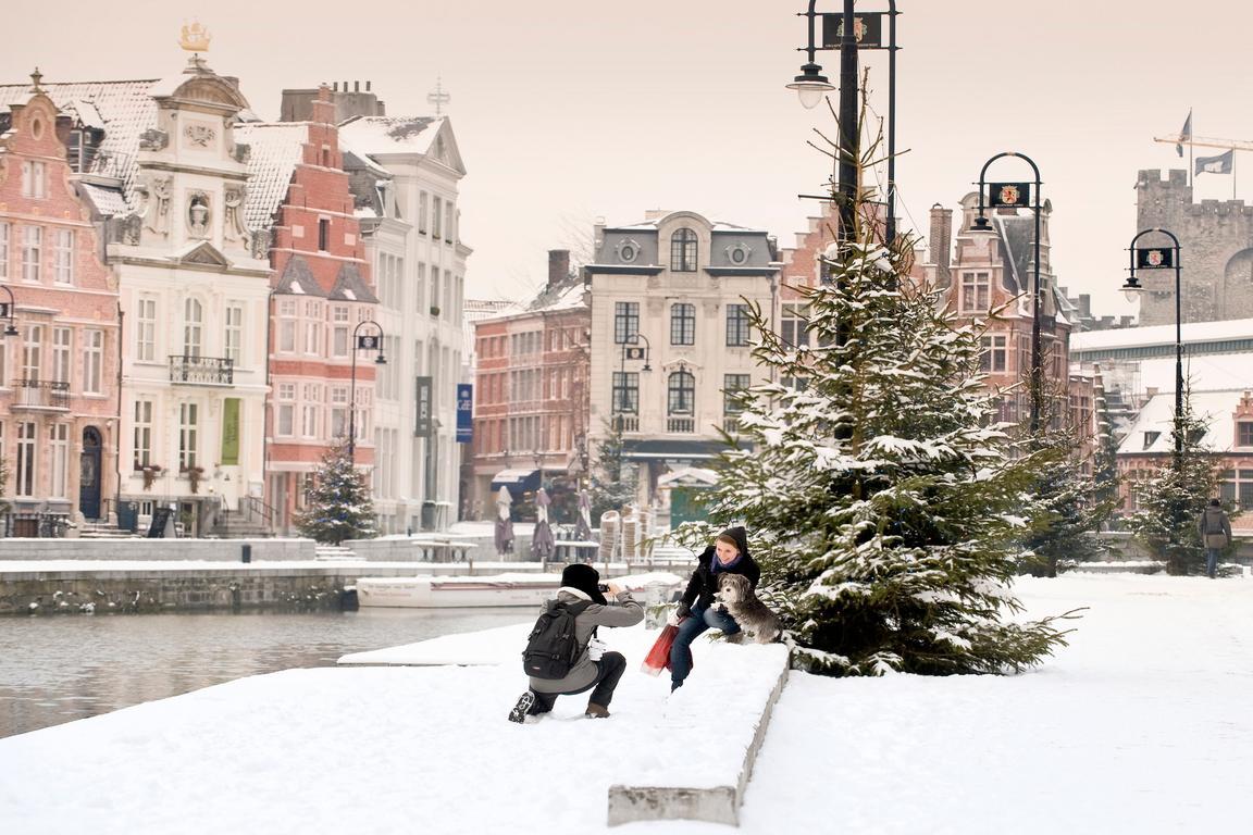 Weihnachtliches Gent