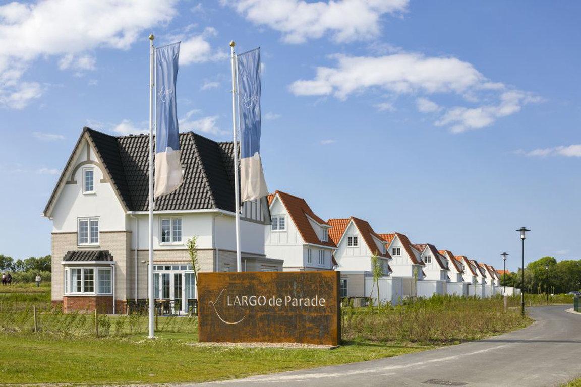 Cadzand-Bad - Largo de Parade
