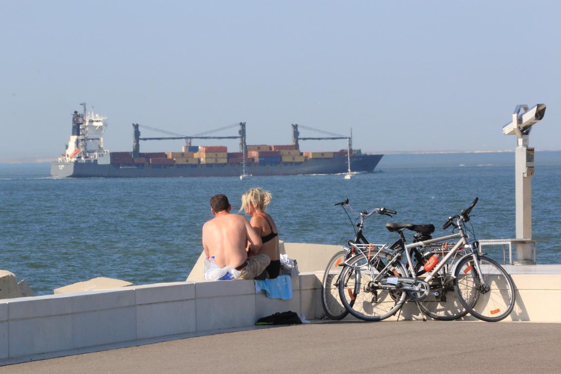 Cadzand-Bad: Jachthafen