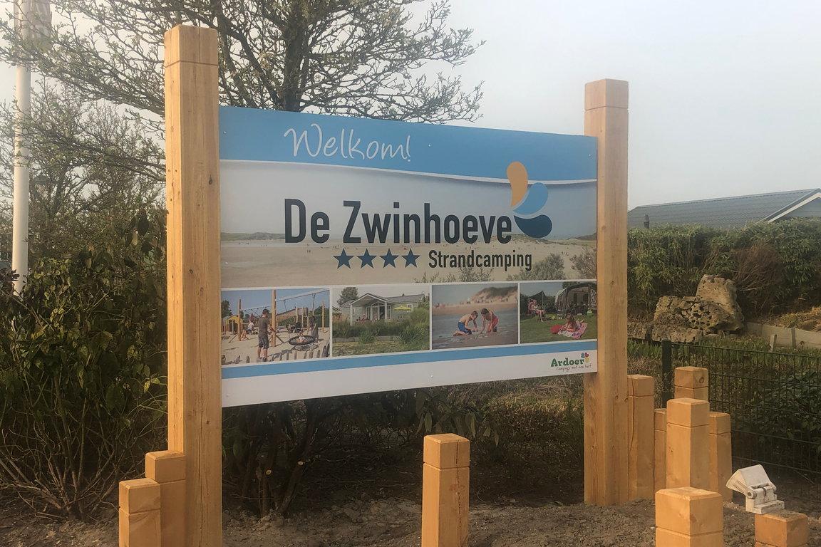 "Camping ""Ardoer De Zwinhoeve"""